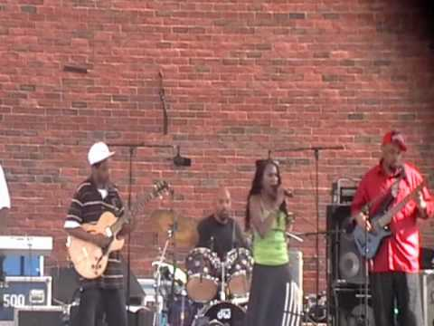 U-Meleni (Mind Revolution) -Boston African Festival