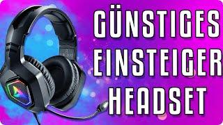 Bestes Headset unter 50€? - Sharkoon Rush ER30 Review/Test