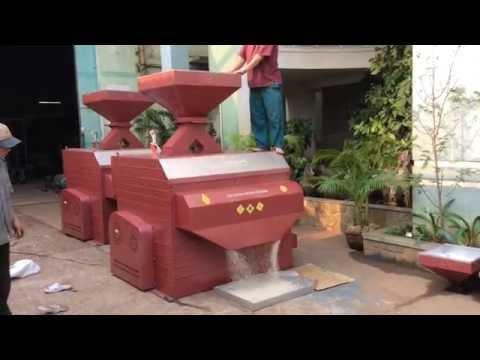 Máy chế biến  gạo