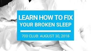 The 700 Club - August 30, 2018