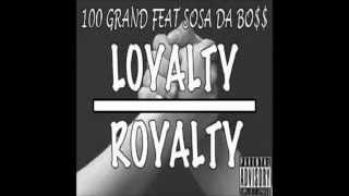 100 Grand Feat. Sosa Da Bo$$ -Turn the tide freestyle (araab muzik)