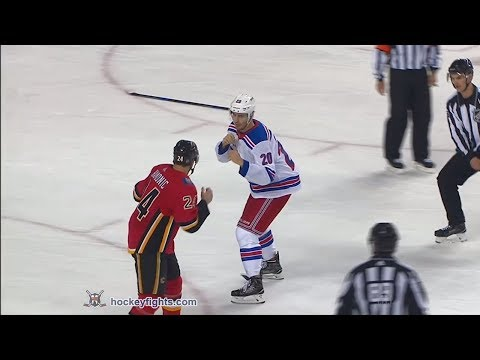 Travis Hamonic vs. Chris Kreider