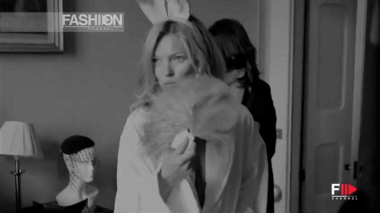Playboy  har  60-års  jubileum  og  Kate  Moss  er  sexy  Bunny