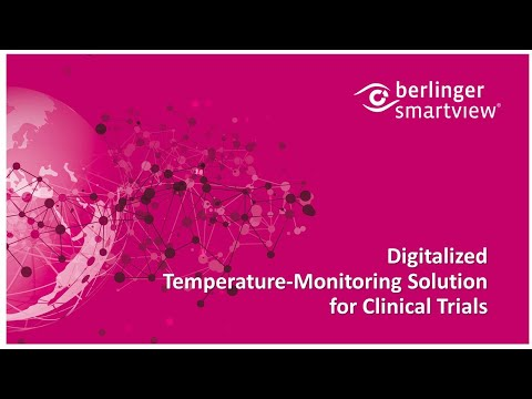 Learn more on Digitalized Temperature Monitoring in Clinical Trials