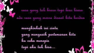 Sule-Memendam Rasa(lyric).wmv