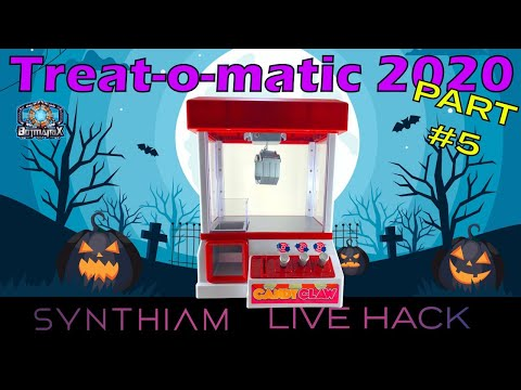 Treat-O-Matic 2020 Live Hack Part #5