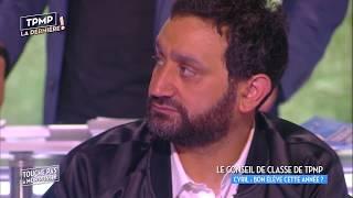 Il Y A Deux Ans Dans TPMP... Cyril Hanouna ému Aux Larmes Après Un Touchant Discours D'Emilie Lopez