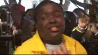 SEAN KINGSTON 'BEAUTIFUL GIRLS' VIDEO SHOOT
