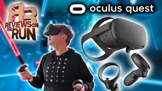 Remote into your PC from inside the Oculus Quest [4K] **This