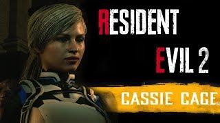 Resident Evil 2 Remake - Cassie Cage