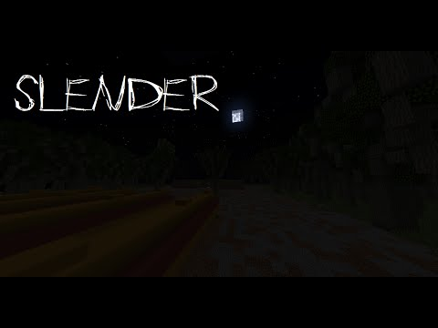 Slender: The Eight Pages (1 8 Map) Minecraft Project