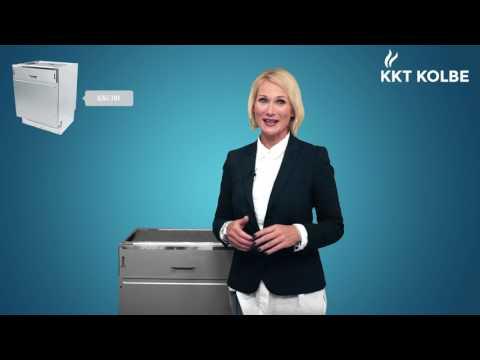 KKT KOLBE Produkt-Check: Geschirrspüler GS63VI