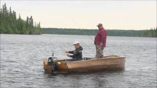 Fly Fishing on Esnagami and Betty Lake