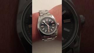 Rolex milgauss eta 116400