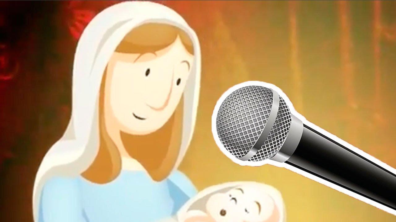 A las doce de la noche. Canta en familia con este Karaoke