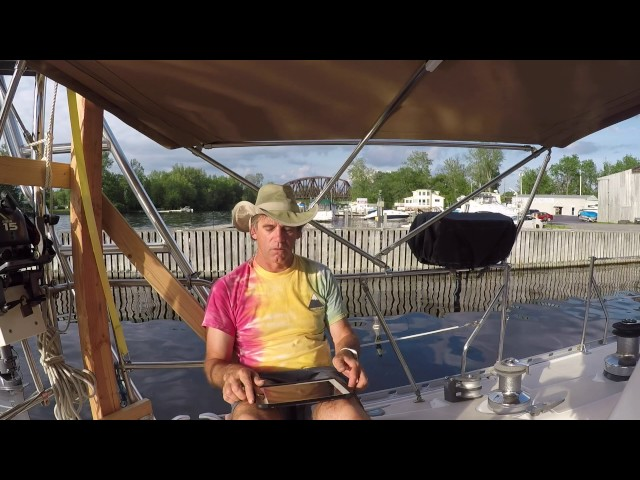 Locking Through The Erie Canal - Tips and Tricks