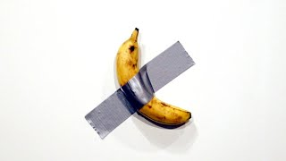 Why Someone Paid $120,000 for This Banana