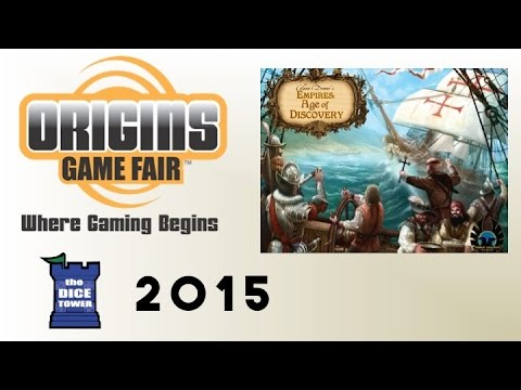Origins Summer Preview: Empires: Age of Discovery