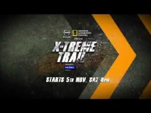 Nissan X-Trail Test Drive