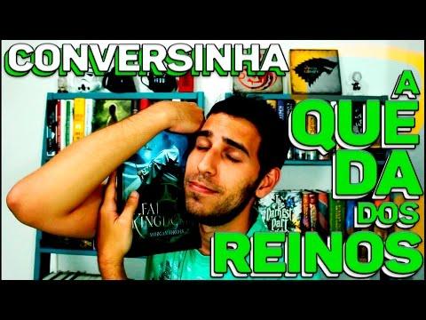 RESENHA A QUEDA DOS REINOS, MORGAN RHODES (SEM SPOILERS!!!!!!!)   Livraria em Casa