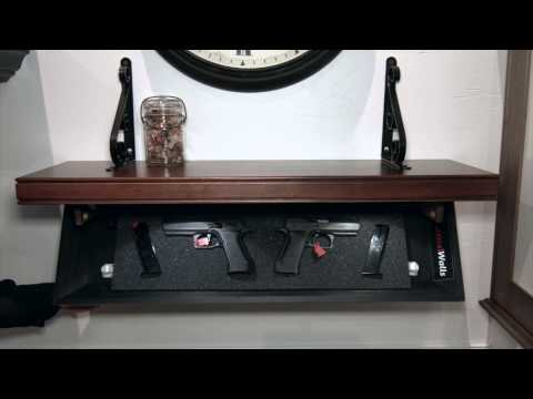 Tactical Walls — Not Your Father's Gun Safe