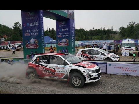APRC18 China Rally - Cusco Team Promo