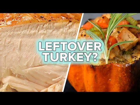 5 Ways To Upgrade Your Leftover Turkey