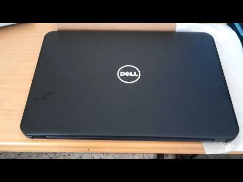 DELL INSPIRON 15 3537 unboxing