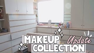 Mayy R พาทัวร์โต๊ะเครื่องแป้ง ♡ Makeup Collection Tour 2018