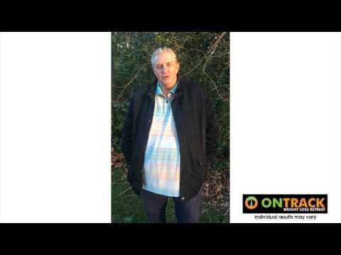 Martyns OnTrack weight loss experience Jan 2017