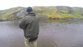 Эксклюзивные рыболовные туры в Архангельскую область и ловля лосося. VIDEO 1