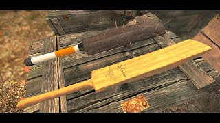 FNV Arsenal Weapons Overhaul - Cricket Bat