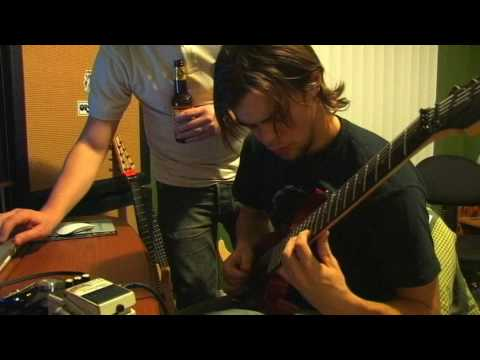 "After The Burial ""In Dreams"" Album Pre Production Pt. 1"