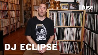 DJ Eclipse's Vinyl Collection - Crate Diggers
