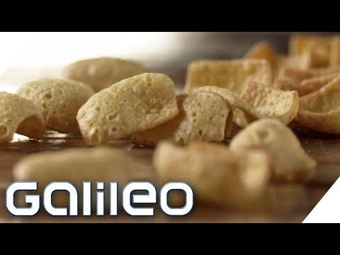 0 Kalorien-Chips? Die neuesten Chipstrends | Galileo | ProSieben