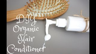 DIY Organic Natural Hair Conditioner HONEY AND MILK CONDITIONER