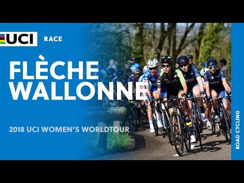 2018 UCI Women's WorldTour – Flèche Wallonne – Highlights