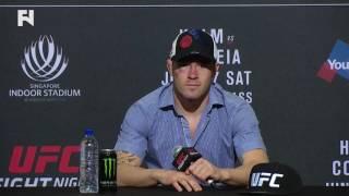 "UFC Fight Night Singapore: Colby Covington - ""I"