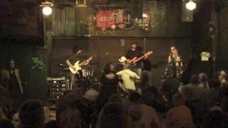 BLIND TO REASON GRAYSON HUGH & THE MOON HAWKS Live  Black Eyed Sallys 9/16/16