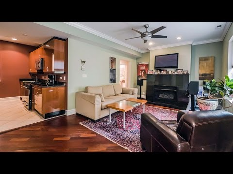 A beautiful 2-bedroom, 2-bath in Palmer Square