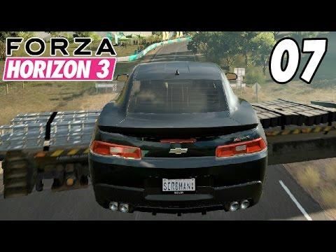 Forza Horizon 3 Walkthrough - Deutsch #5 - Der 1