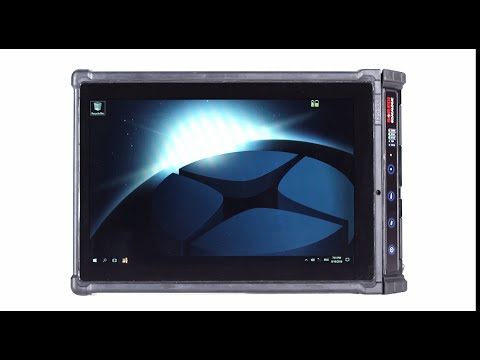 Datalogic Taskbook - Rugged Tablet Computer video thumbnail