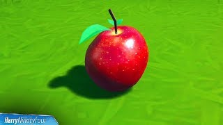 Consume Foraged Apples at the Orchard Location Guide - Fortnite Challenge
