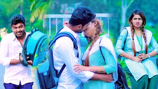 Yaad Piya Ki Aane Lagi   cute school love story video song 2019   New Hindi Song by love story again