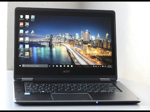 "Acer Aspire R5-471T 14"" Laptop Review"