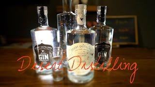 Wander List ~ Desert Distilling