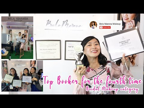 4th Year Top Booker / Makeup Category