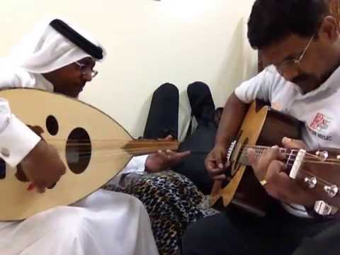 What do you get when you combine a guitar with an oud? MAGIC!