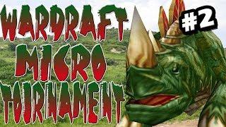 Warcraft 3 | Custom | WarDraft Micro Tournament #2