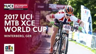 2017 UCI Mountain bike Eliminator World Cup - Winterberg (GER) full report
